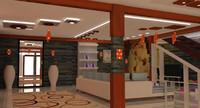 maya interior