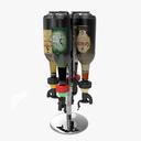 shot dispenser 3D models