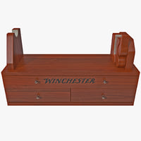 Winchester Gun Cleaning Station