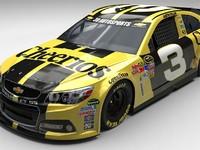 2016 NASCAR Chevy SS