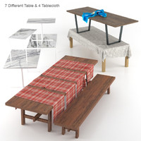 maya table tablecloth