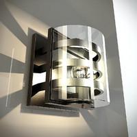 street lighting 3d model