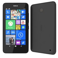 3d model nokia lumia 630