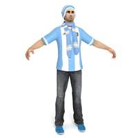 soccer fan max