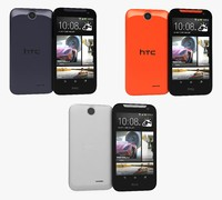 3ds max htc desire 310 colors