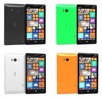 3ds max nokia lumia 930 colors