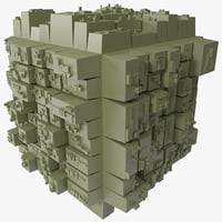 Greeble Square