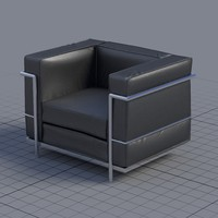 Le Corbusier Chair LC2