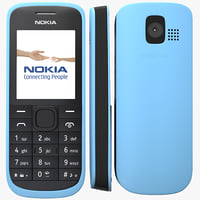 3ds max nokia 113 blue