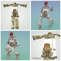 maya chinese outfit