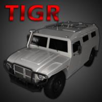 GAZ Tigr