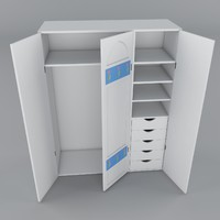 cupboard cup 3d model