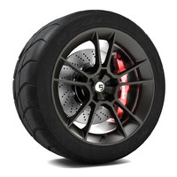 3d axis s5f wheel