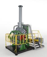 3d equipment model