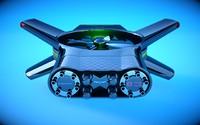 3ds max car drone