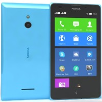 nokia xl blue 3ds