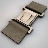 c4d military buckles