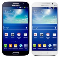 Samsung Galaxy Grand 2 black and white
