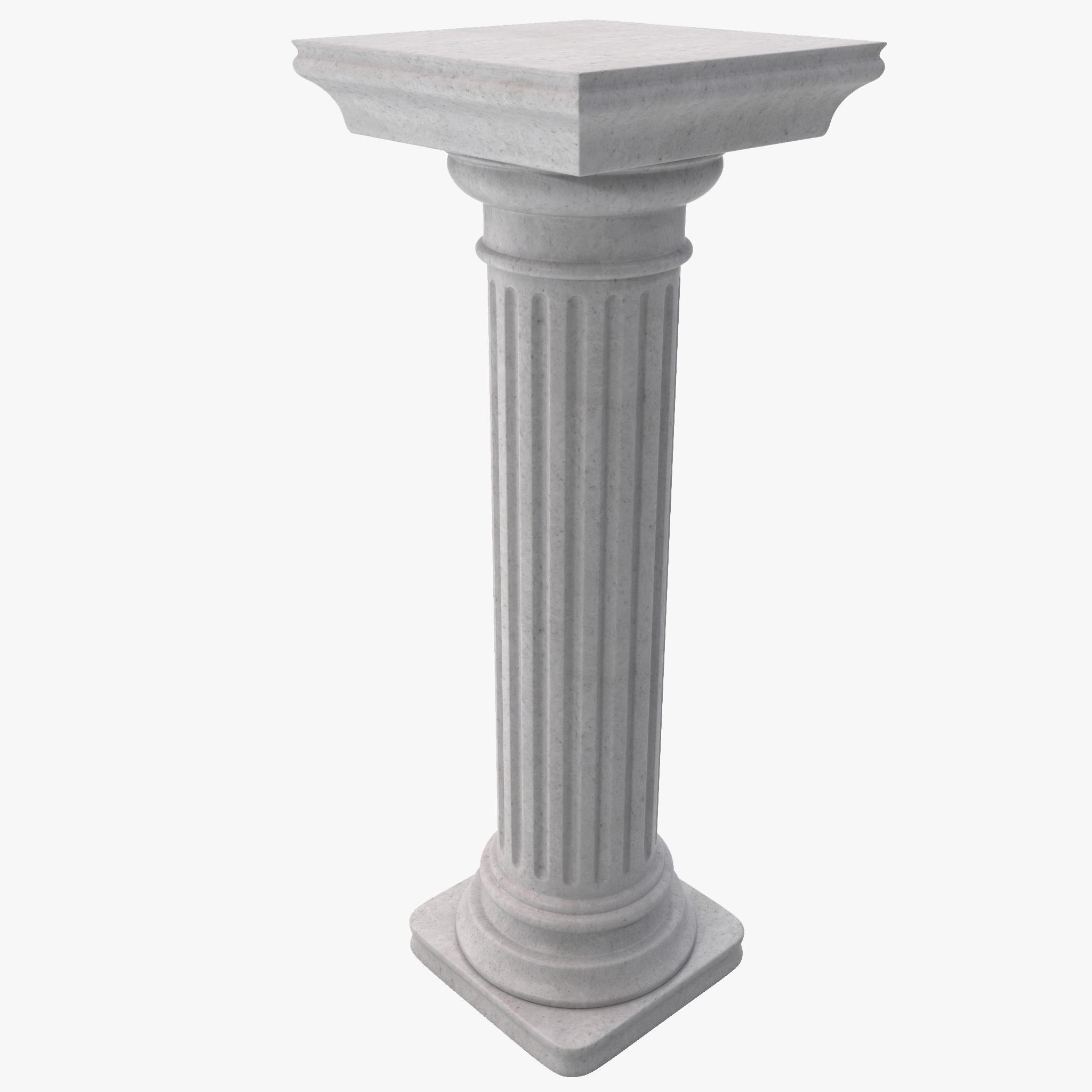 Max doric column 2 for Doric columns