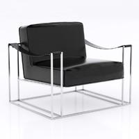 armchair chair modern max