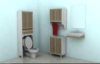 lightwave designers bathroom cabinets