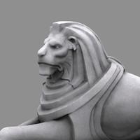 ma stone lion