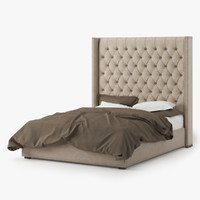 Adler Upholstered Bed
