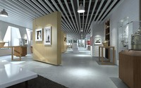 3ds max art gallery