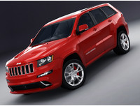 jeep grand cherokee srt max