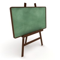3ds max chalk board