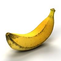 3ds banana