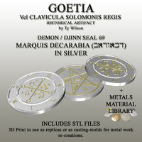 3d 3ds seals goetia