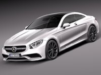 Mercedes-Benz S63 AMG Coupe 2015