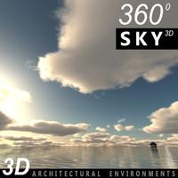 Sky 3D Day 018