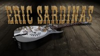 cinema4d washburn resonator guitar