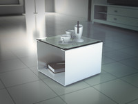 coffee table ct01 3d model
