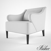 Baker Avenue Road armchair