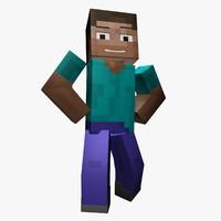 maya minecraft character