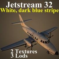 british aerospace 32 dbl 3d model