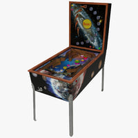 maya pinball machine