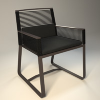 Kettal Landscape Dining Chair