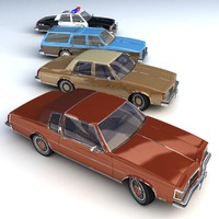 Oldsmobile Delta 88 Collection