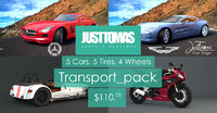 transport pack 3ds