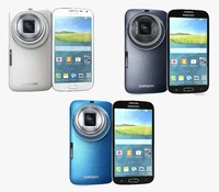 Samsung Galaxy K Zoom All Colors