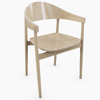 3d obj ekdahls mobler joiner chair