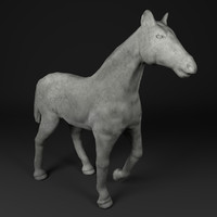 Horse Statue
