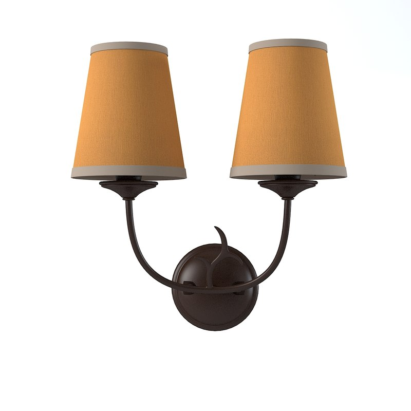 L'Arte Luce chalet Wall Lamp metal forged forge iron contemporary sconce 0001.jpg