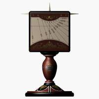 Florentine Sundial