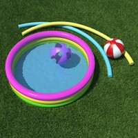 max kiddie pool