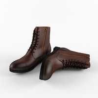 3d shoes boots fashion